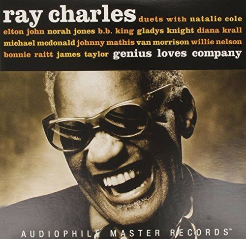 Ray Charles - Genius Loves Company [New Vinyl] Ltd Ed, 180 Gram
