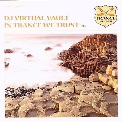 In Trance We Trust 015 by Virtual Vault (CD, Feb-2010, Black Hole Recordings (Ne