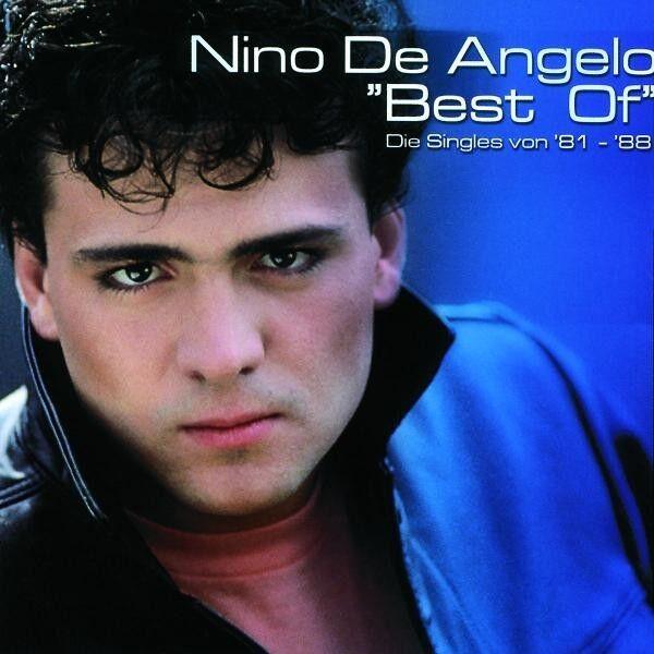 """NINO DE ANGELO """"BEST OF/DIE SINGLES VON 81-88"""" CD NEU!!"""