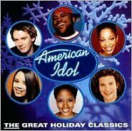 AMERICAN IDOL FINALIST: GREAT HOLIDAY CLASSICS / V (CD) sealed