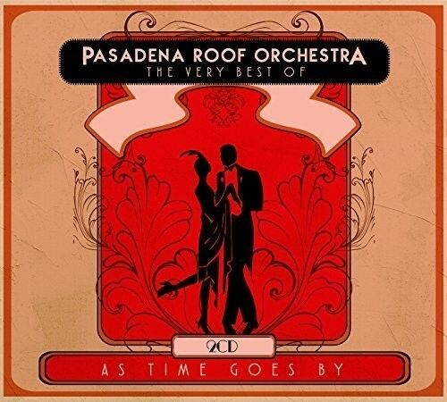 Pasadena Roof Orchestra - As Time Goes By [New CD] UK - Import