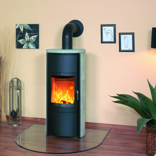 kaminofen dauerbrandofen hark keno ecoplus naturstein 7 kw ebay. Black Bedroom Furniture Sets. Home Design Ideas