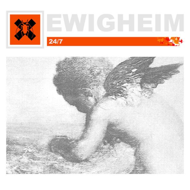 EWIGHEIM - 24/7 - Digipak-CD - 205849