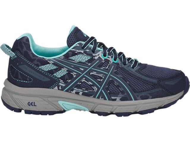 BARGAIN || Asics Gel Venture 6 Womens Trail Running Shoes (B)
