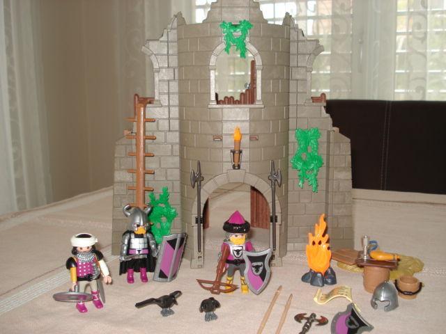 Playmobil 4435 Barbarenruine