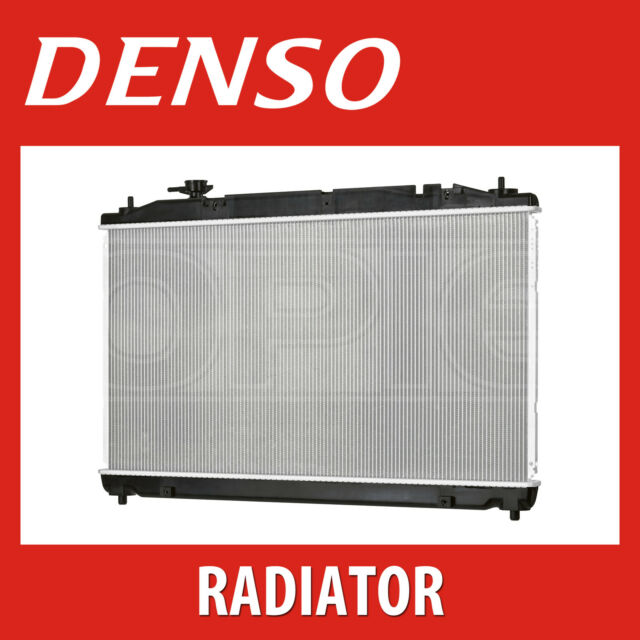 DENSO Radiator - DRM21033 - Engine Cooling Part - Genuine DENSO OE Part