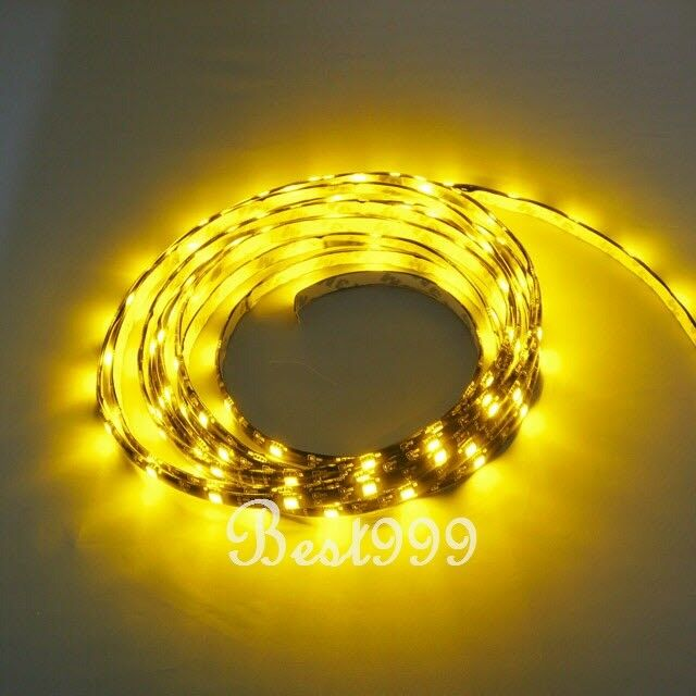 Waterproof 5m smd 5050 300 leds flexible led light strip lamp yellow waterproof 5m smd 5050 300 leds flexible led light strip lamp yellow dc 12v ebay aloadofball Gallery
