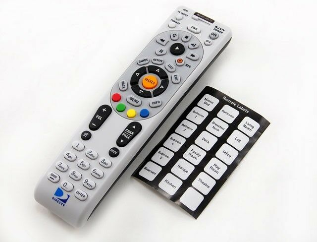 substitute for directv rc65 satellite receiver remote control ebay rh ebay com directv remote rc65 code directv remote setup rc65x