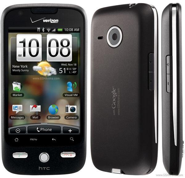 HTC 6200 Droid Eris - Black (Verizon or Page Plus) Smartphone