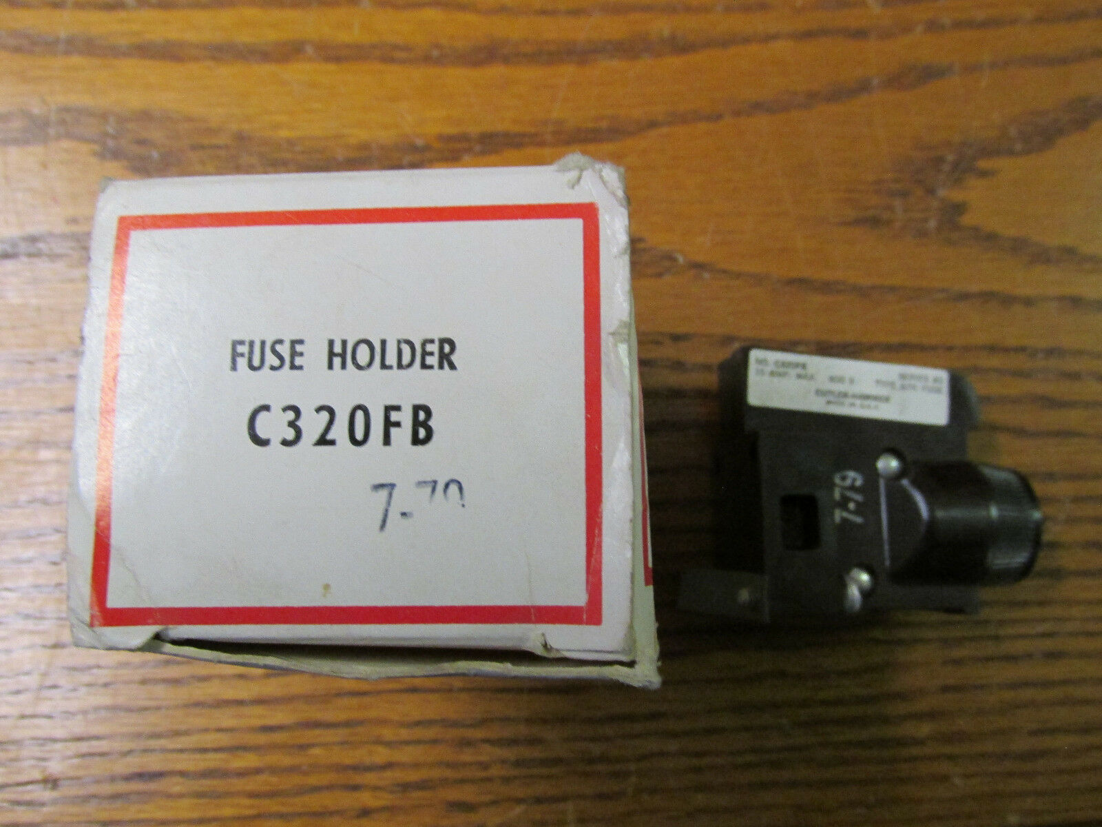 Cutler Hammer Fuse Holder Box Series A Amp Max Ebay 1600x1200