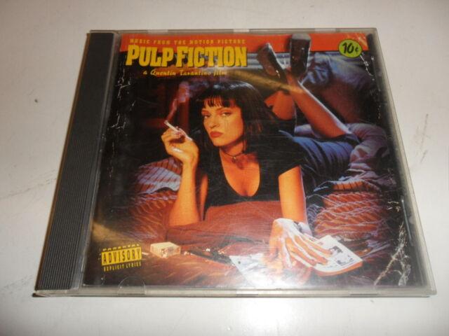 CD  Pulp Fiction | Soundtrack