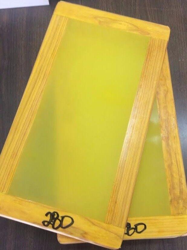 Silk Screen Frame 10x18\