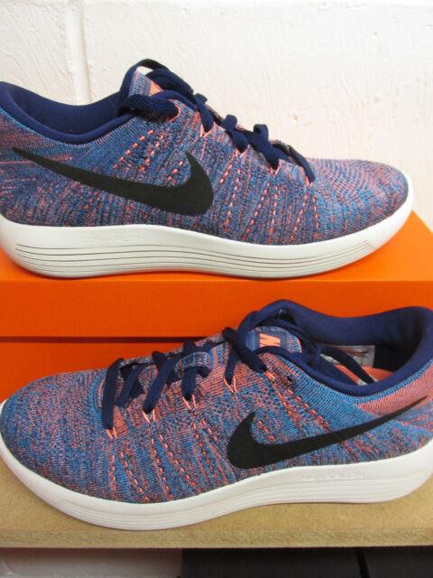 Nike lunarepic Basso Scarpe Da Ginnastica Da Uomo Corsa Flyknit 843764 400 Scarpe Da Ginnastica Scarpe