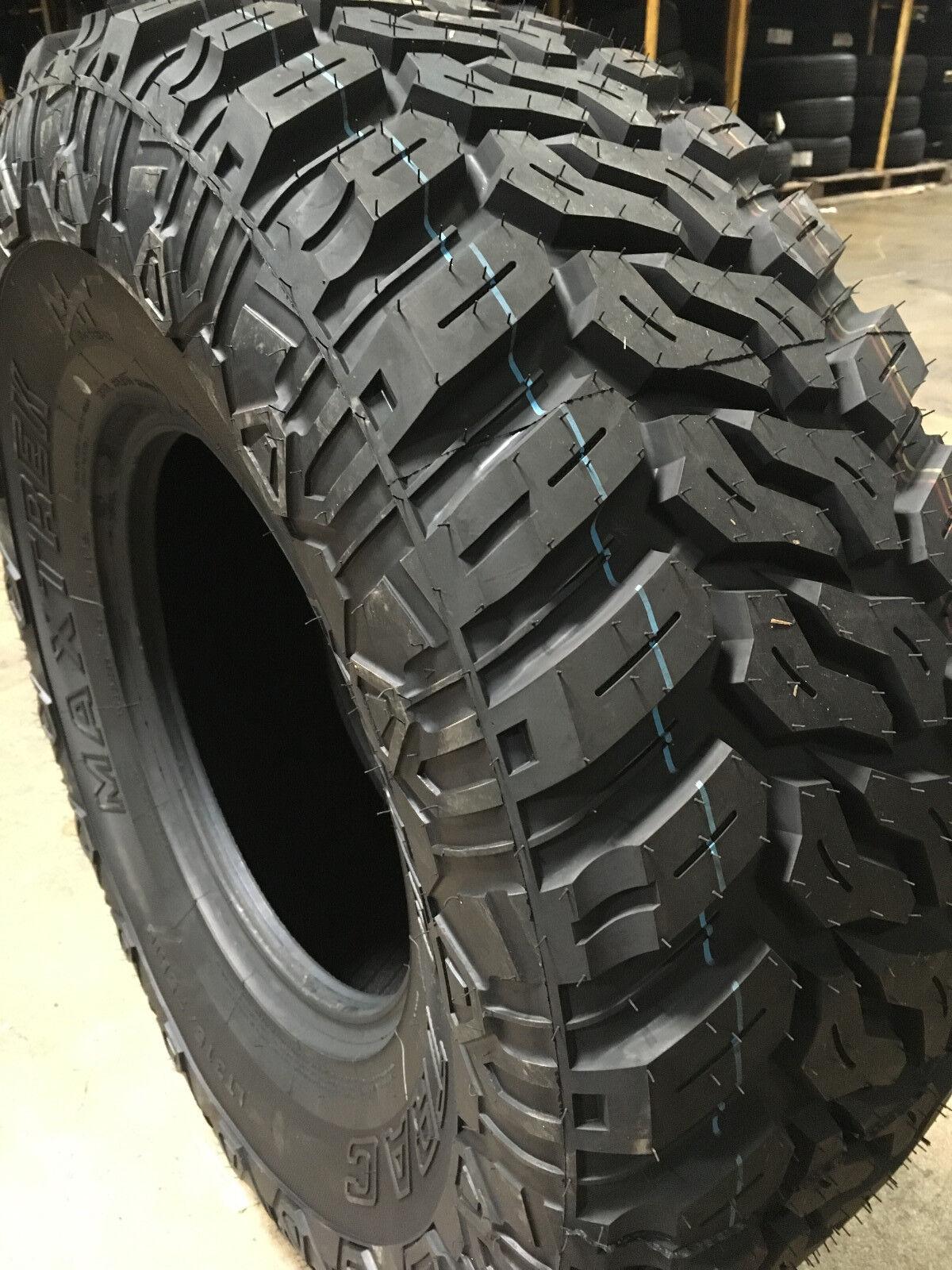 4 285 70r17 MAXTREK Mud Trac M t Mud Tires MT 285 70 17 R17