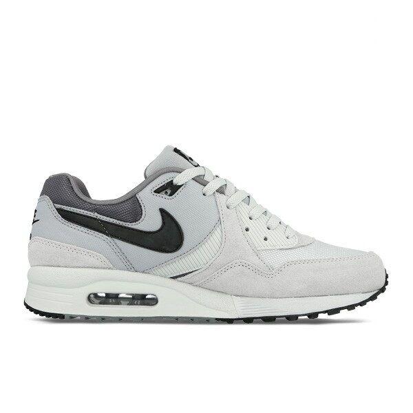 separation shoes b4652 46f85 Scarpe Nike Air Max Light Essential Uomo Bianca baffo Nero