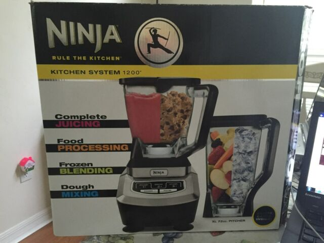 ninja kitchen system 1200 brand new never opened - Ninja Kitchen System