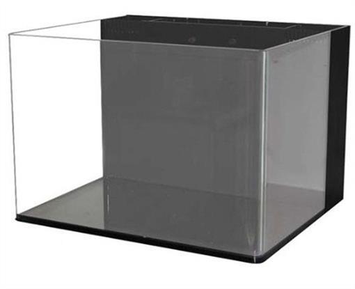 Jbj 30 gallon rimless series nano cube aquarium fish tank for 30 gallon fish tank kit