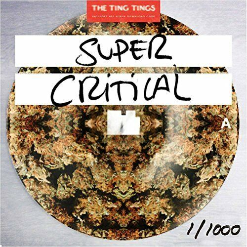 The Ting Tings-Super Critical  VINYL NEW