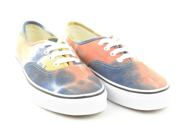 VANS unisex sneakers basse ZUKFPY AUTHENTIC Tie Dye P15