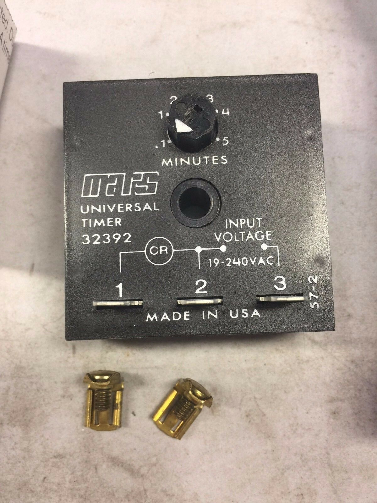 Mars 32392 Solid State Delay Timer 685744-32392 | eBay