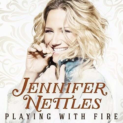 Jennifer Nettles - Playing With Fire [New Vinyl]