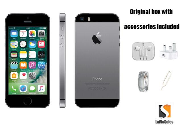 APPLE IPHONE 5S - 16GB - Grigio spazio (Sbloccato) Smartphone