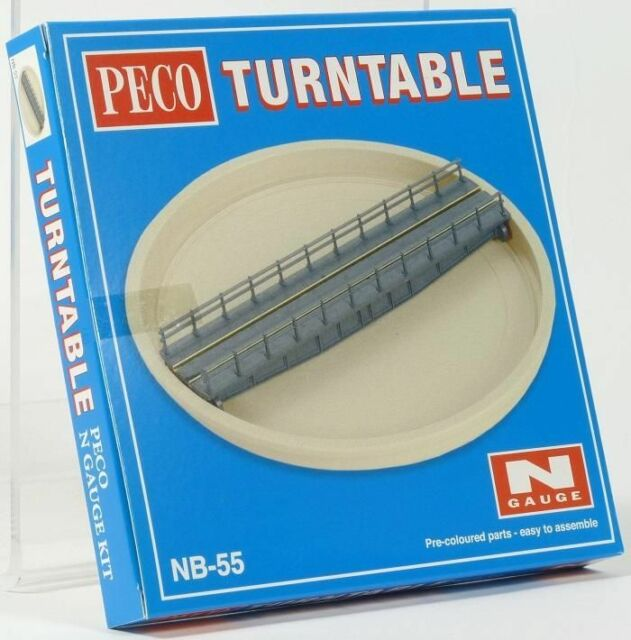 Peco Turntable N NB-55