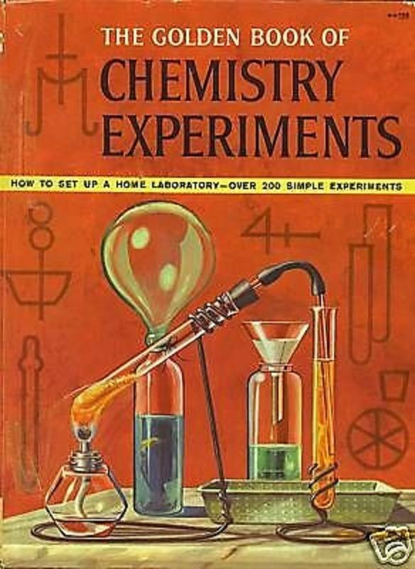 The golden book of chemistry experiments pdf ebook ebay brand new lowest price fandeluxe Images