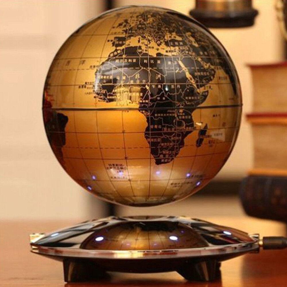 Levitron dolgular magnetic levitron levitation floating rotating globe world map geotapseo Image collections