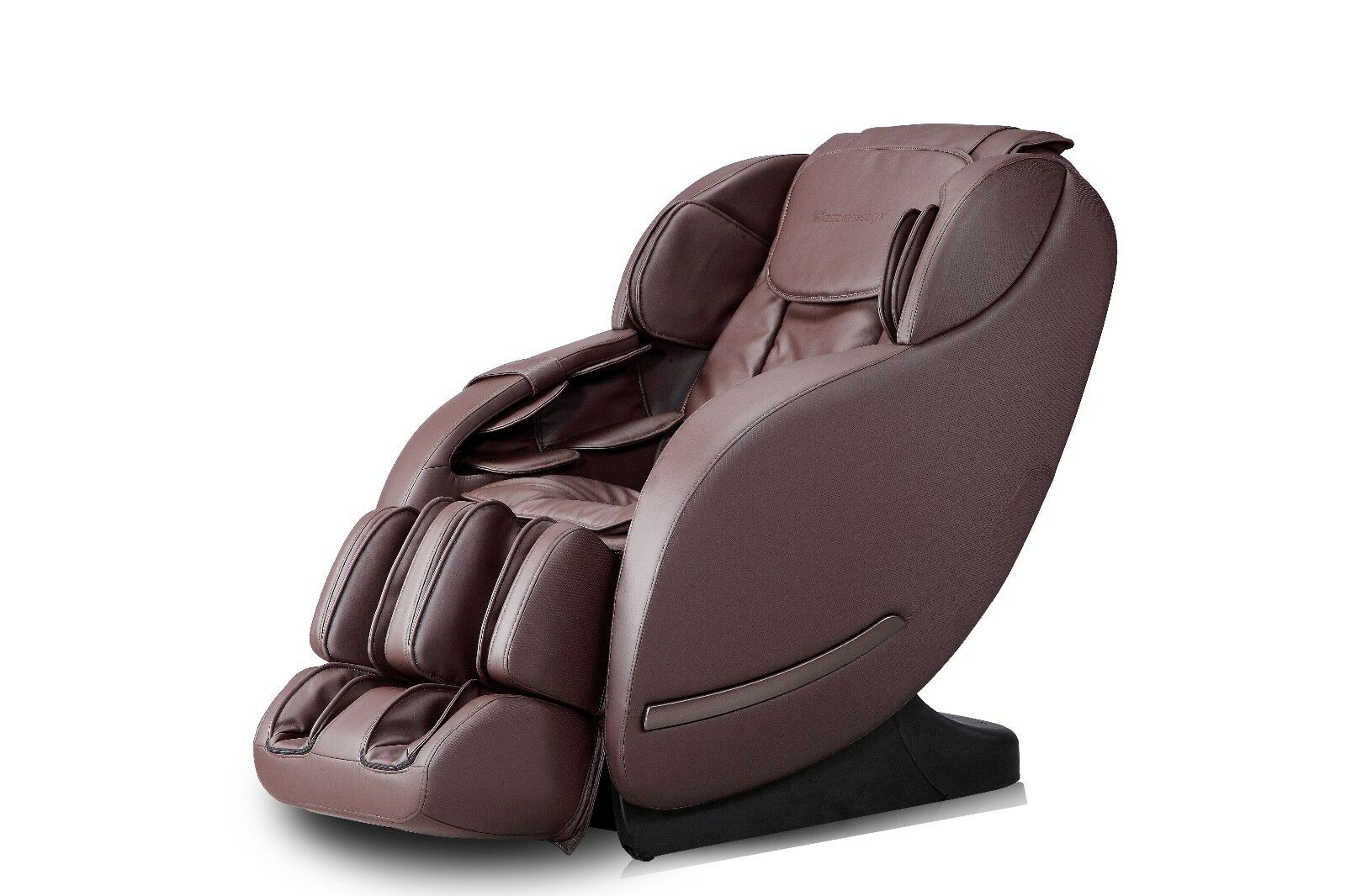 massage chair ebay. bestmassage electric full body massage chair foot roller zero gravity w/heat 190 brown | ebay ebay