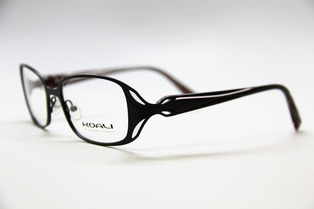 KOALI Eyeglasses Frames Black Burgundy 7003k Np012 From Morel | eBay