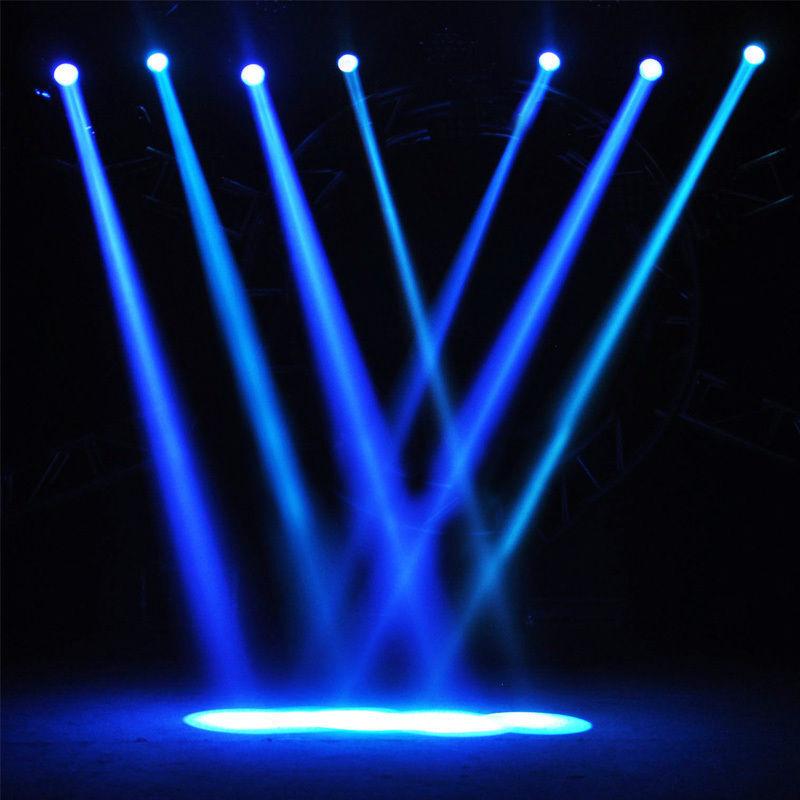 8 & 4pcs 60w LED Mini Moving Head Beam Lights Dmx512 Stage Lighting ... azcodes.com
