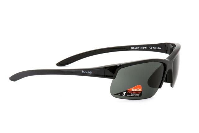 Bollé Breaker Shiny Black 12107 IbOafQl