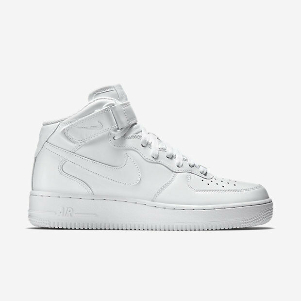 Nike Air Force 1 Mid '07 Men's Lifestyle Shoes White kJ6398H