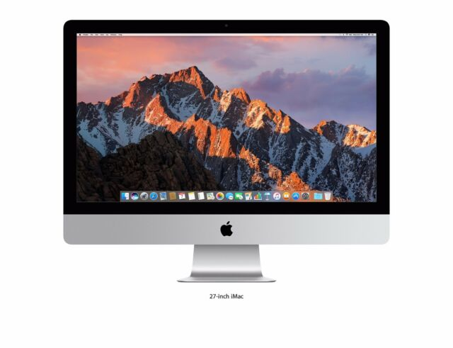 Apple iMac 27'' Quad Core i7 3.4Ghz 16GB 1TB (Sep,2011) A grade 6 M Warranty