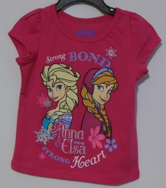 Frozen NEW Girls 2T T Shirt