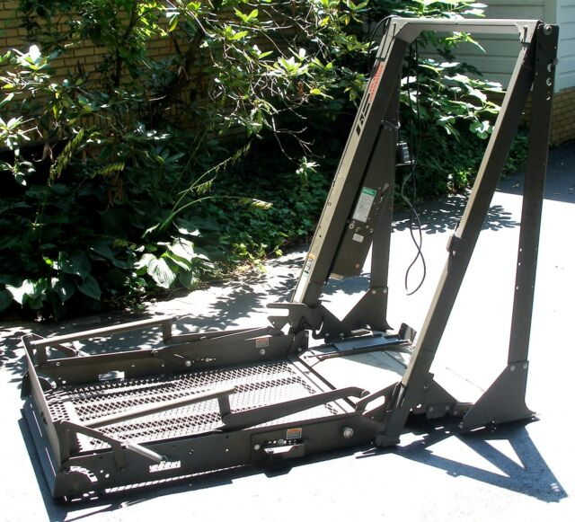 wheel chair lift for van. BRAUN CHURCH SCHOOL RV CAMPER BUS VAN DOOR STEP SAFETY ENTRY WHEEL CHAIR LIFT Wheel Chair Lift For Van