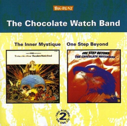 The Chocolate Watchb - Inner Mystique / One Step Beyond [New CD]