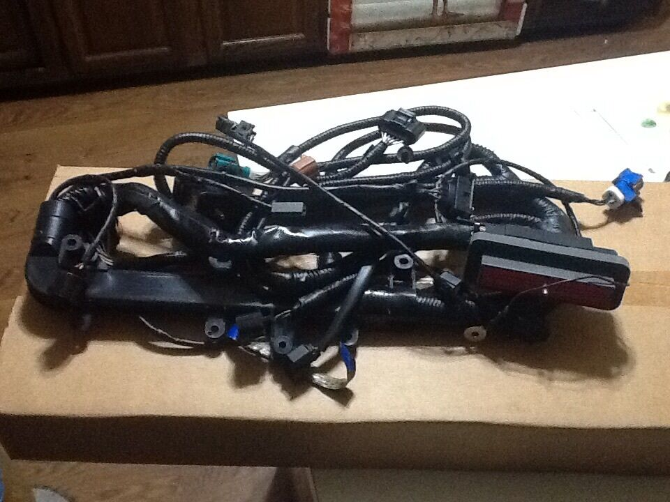 s l1600 oem 2000 mercury cougar engine wiring harness 2 0l 5speed nos ebay wiring harness for 2000 mercury cougar at gsmx.co