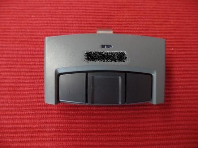 Craftsman 41a7633 Garage Door Opener 3 Function Visor