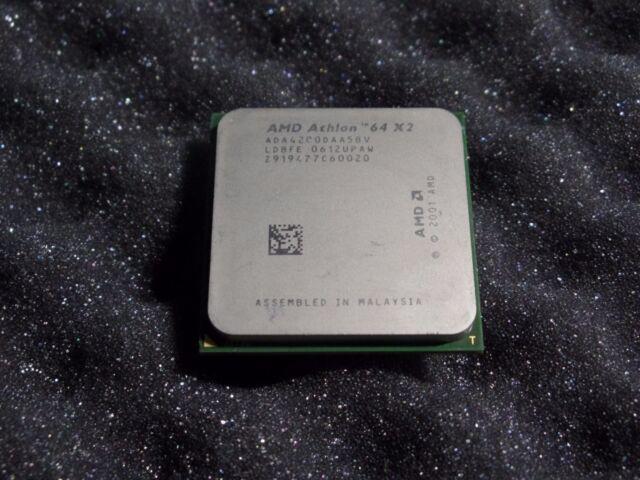 AMD Athlon 64 X2 4200+ ADA4200DAA5BV  2x 2,2GHz Sockel 939 <