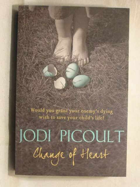 Change of Heart, Picoult, Jodi, Very Good Book