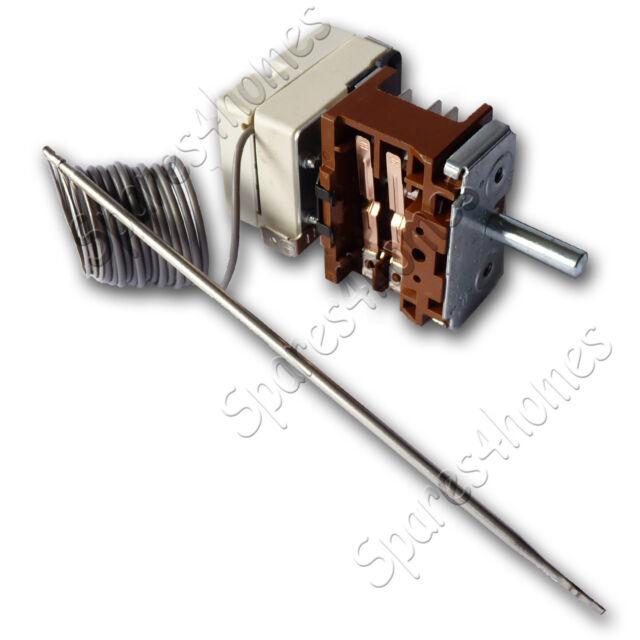 Genuine Rangemaster Right Hand Oven Thermostat 7303, 7304, 7305, 7306, 7307