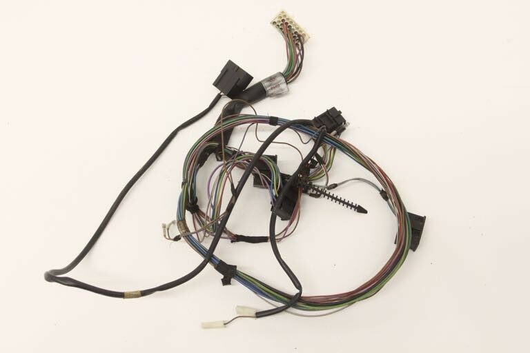 s l1600 88 91 bmw e30 318i 325i dash headlight wiring harness flashlight bmw e30 325i engine wiring harness at crackthecode.co