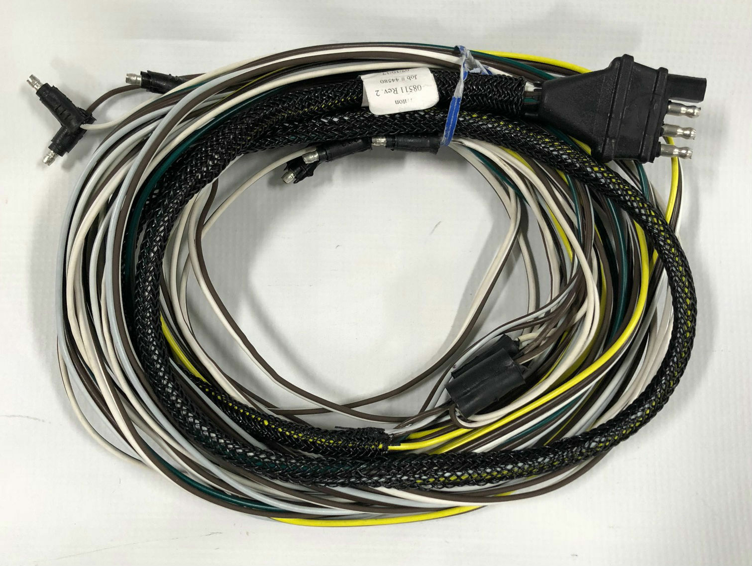 triton 08511 atv88 atv trailer wire harness ebay rh ebay com 4 Wire Trailer Wiring Diagram Six Pin Trailer Wiring Diagram