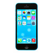 Apple iPhone 5c  8 GB  Blue  Smartphone