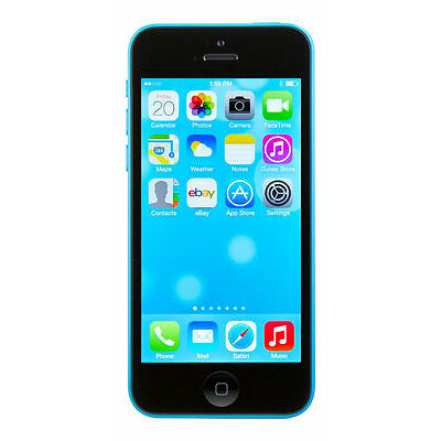 Apple  iPhone 5c - 8 GB - Blue - Smartphone