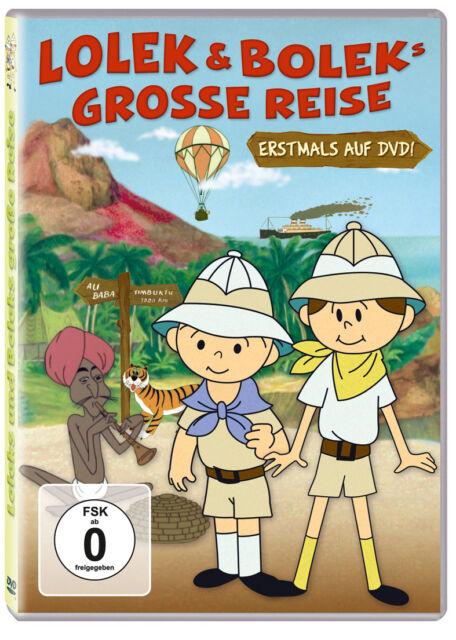 Lolek & Bolek´s große Reise - DVD