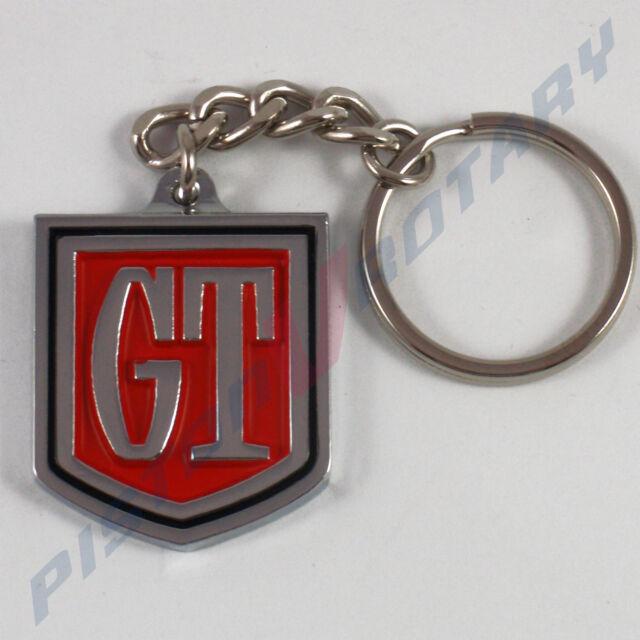 Gt Keychain Key Chain Chrome New For Ford Cortina Mk Mk Mk