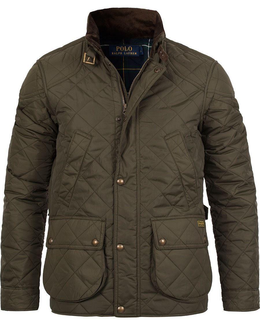 Polo Ralph Lauren Men's Litchfield Cadwell Quilted Bomber Hunting ... : ralph lauren jacket quilted - Adamdwight.com
